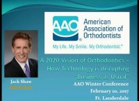 2017 AAO Winter Conf - How Technology is Disrupting 'Business as Usual'