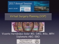 2017 AAO Annual Session - Virtual Orthognathic Surgery Planning / Surgery-First Orthodontic Management, Planning and Execution